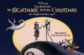 The Nightmare Before Christmas 1993